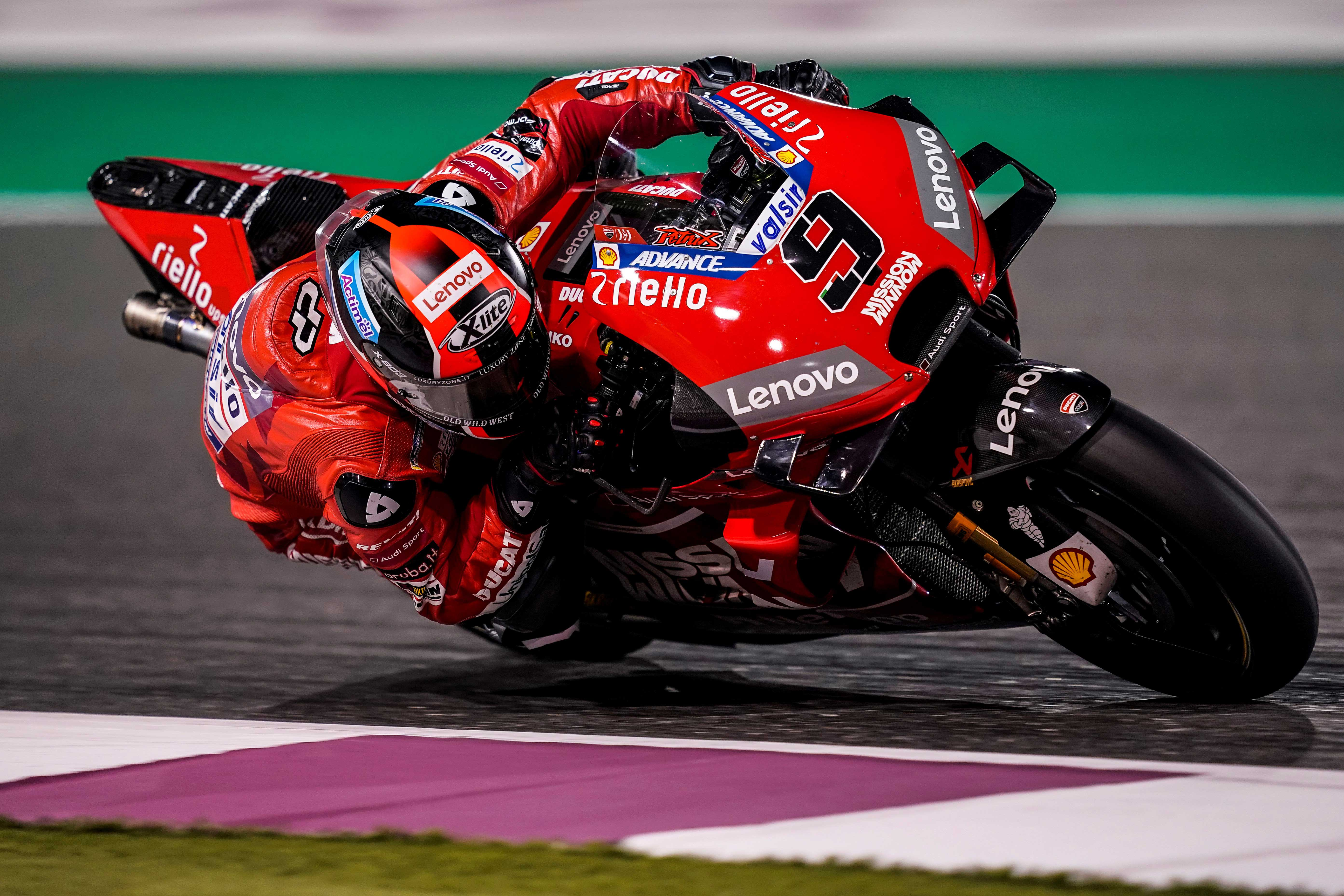 Riello Ups And Ducati Corse