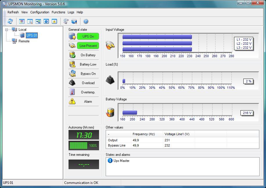 Ups software